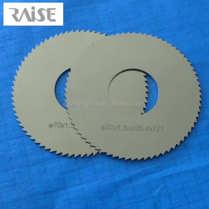 solid precision cutting edge carbide saw blade