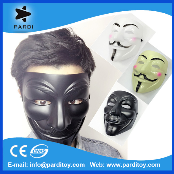 Cosplay party mask wholesale V for vendetta mask for sale