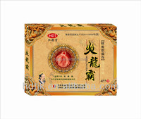 Herbal Pain Patch of Fire dragon king to cure soft tissue injury