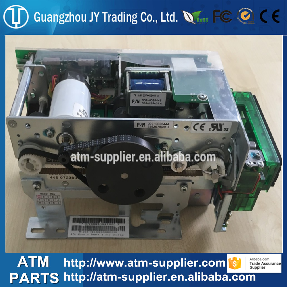 High-Quality & Low Price ATM Spare Parts 445-0723882 NCR 6625 Nu-Mcrw 3tk R/W Hico + Smart Card Reader