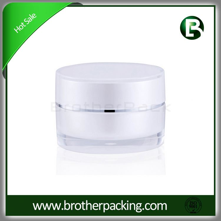 Latest Hot Selling!! Good Price glass acrylic jar 5ml with good offer