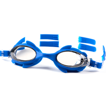 Manufacturer best silicone swim goggles top quality mirrored swimming OEM logo brand