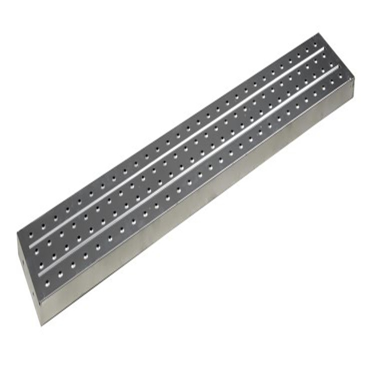 Tianjin SS Group Hot Dip Galvanized Perforated Steel plank / metal decking / metal catwalk for Philippines