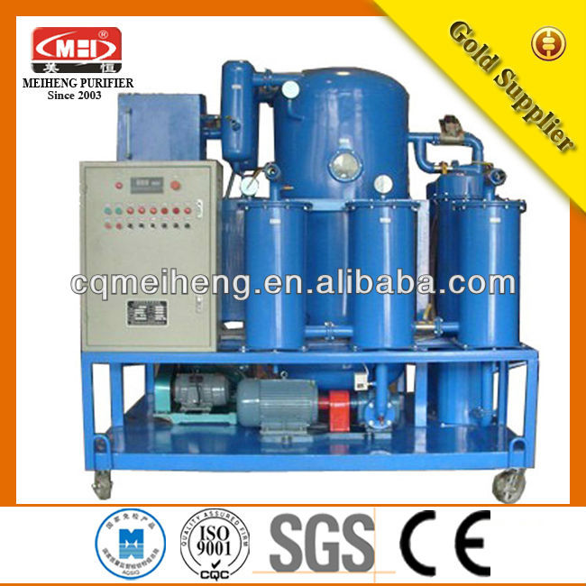 Dyj 30 Waste Oil Purification Waste Oil Recycling System