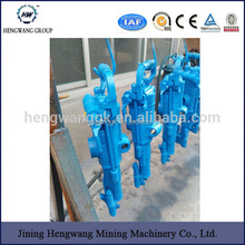 Backpack Portable mineral exploration drill /handheld gold rock drilling equipment