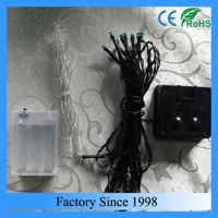 Customize Available Battery,Plug,Solar Panel or USB led String Christmas Decoration Light