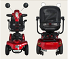 Professional New Design Four Wheel Folding Mobility Scooter