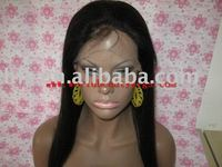 Bangladesh hair Full lace wig-top quality