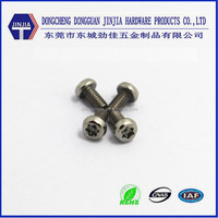 High quality M3x6 custom stainless steel torx pin hex socket screws
