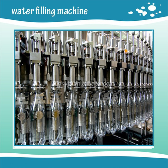 pet bottle water filling machine line/vitamin water production line/plastic water bottle manufacturing plant
