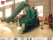 top quality low price best selling hot sale with rich experience wood shavings balers/wood shavings sack and bale machine