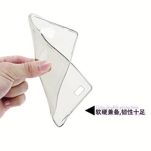 Popular Mobile Accessories ultra thin TPU Case Cover for Huawei Honor X2