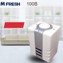 Mfresh 100B Small Mini Negative ions smoke air purifier Adjustable