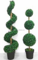 Wholesale Plastic Topiary Plant Tree Artificial