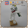 Oem Plastic Cartoon Figurine Polyresin Monkey For Home Decoration