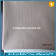Alibaba china polycotton 65/35 grey fabric agent for pants