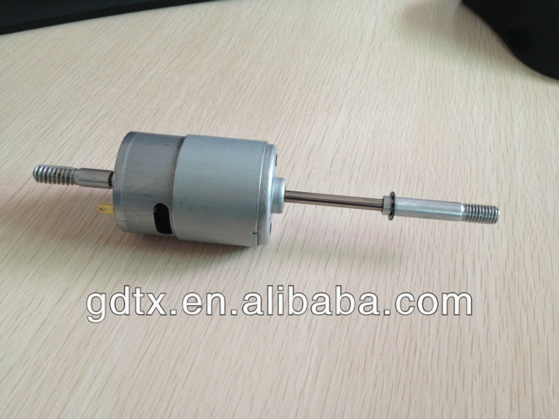 12v DC Motor For Portable Fan(RX-RS-755SM-28110)