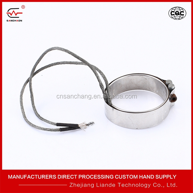 Factory customized high pressure resistance pollution-free mica band heater