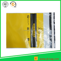 Highly opaque ensures privacy 2.5mil poly plastic envelope shipping mailing self sealing bag