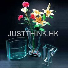Customized Acrylic Flower Vase