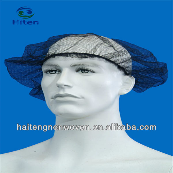 Sanitary Products Disposable Nylon Hairnet,Disposable