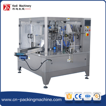 Automatic Edge Fold Gusset Bag Packing Machine