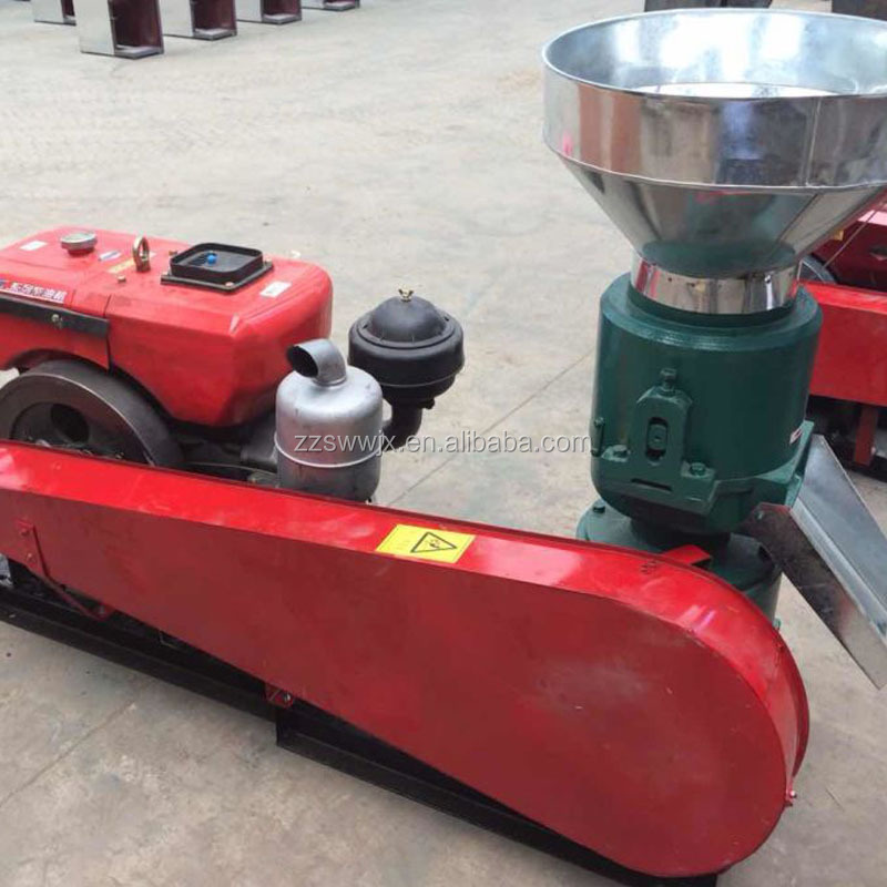 New condition mini pig feed pellet machine for sale