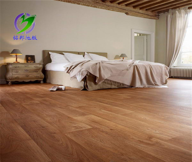 New products self adhesive quick lock PVC laminate flooring