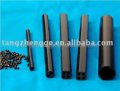 Pvc Pipe 200mm Black Rigid PVC Tube Plastic Pipe
