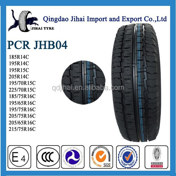 high competitive price and quality PCR tyre 195R14C