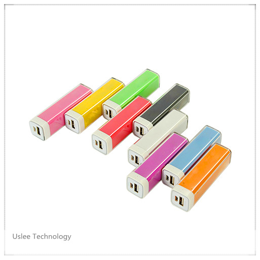 Universal mobile power charging treasure mini lip gloss high