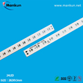 professonal pcb factory 2835 led chip pcb circuit board for fluorescent tube