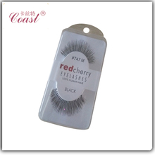 OEM good quality red cherry eyelashes wholesale eyelashes