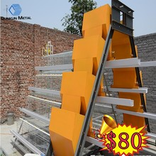 High quality automatic layer chicken cages /broiler cage poultry equipment