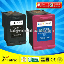 compatible 122XL 122 ink cartridge for HP printer deskjet 1050 2050 2050s