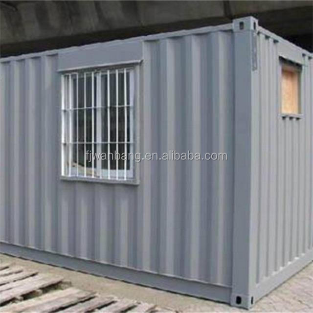 WANBANG Movable Shipping Container Homes Prefab Building