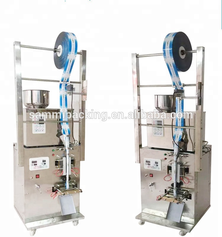 Automatic Granule Packing Filling Machine/ <strong>Grain</strong> and Rice packing machine
