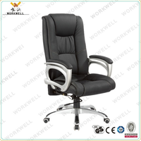 WorkWell reclining comfortable executive office chair Kw-m7073