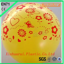 non latex balloon ,the different color balloon