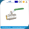 Brass Ball Valves with lever handle