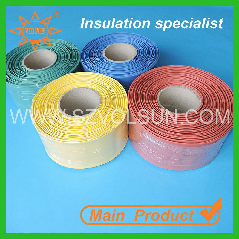 36KV Energy Busbar Protect Colorful Plastic Heat Shrink Sleeve For Busbar