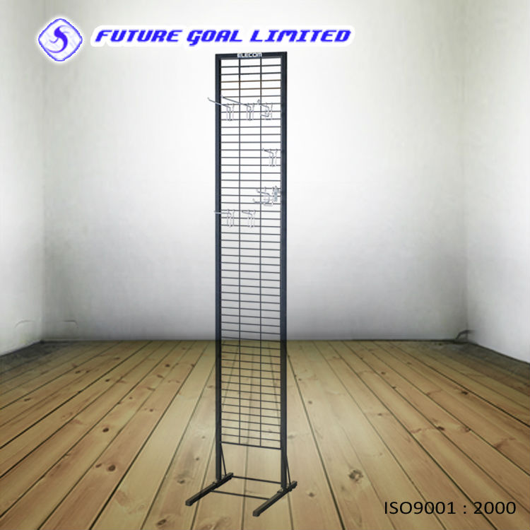 Wire Grid Display Stand / Grid Panel Stand