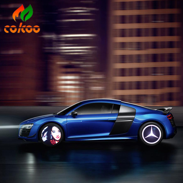 2016 new products car led light high led headlight Programmable car lights led design your life