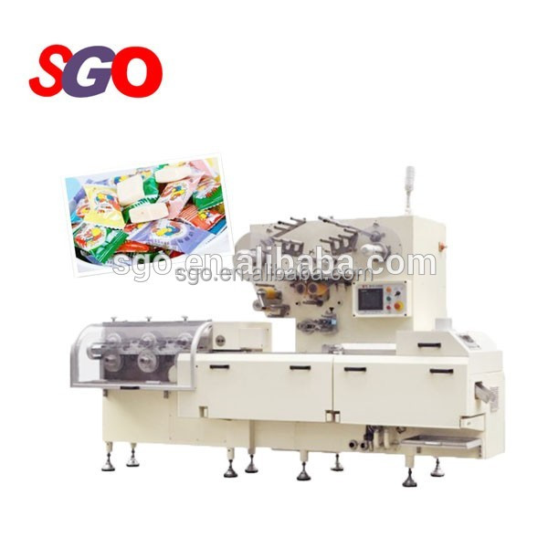 chocolate bar packaging machine chocolate tempering machine small lollipop wrapping machine