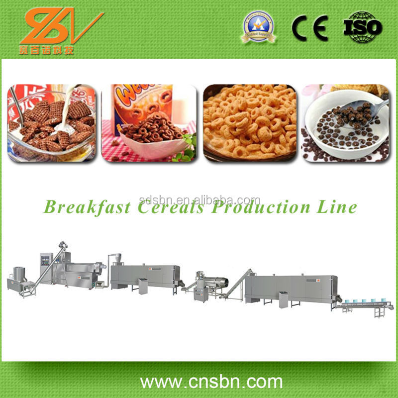 Stainless Steel Food Grade Panko Breadcrumbs Production Line