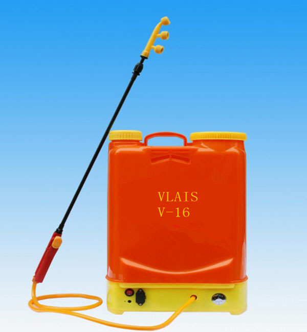 China Electric Garden Sprayer China Electric Garden Sprayer