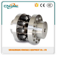 OEM pin and bush coupling low weights and mass moments of inertia