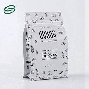 aluminum foil bags for cookies packaging / new chia seed metalized stand up pouch / food stand up pouch kraft paper bags for nut