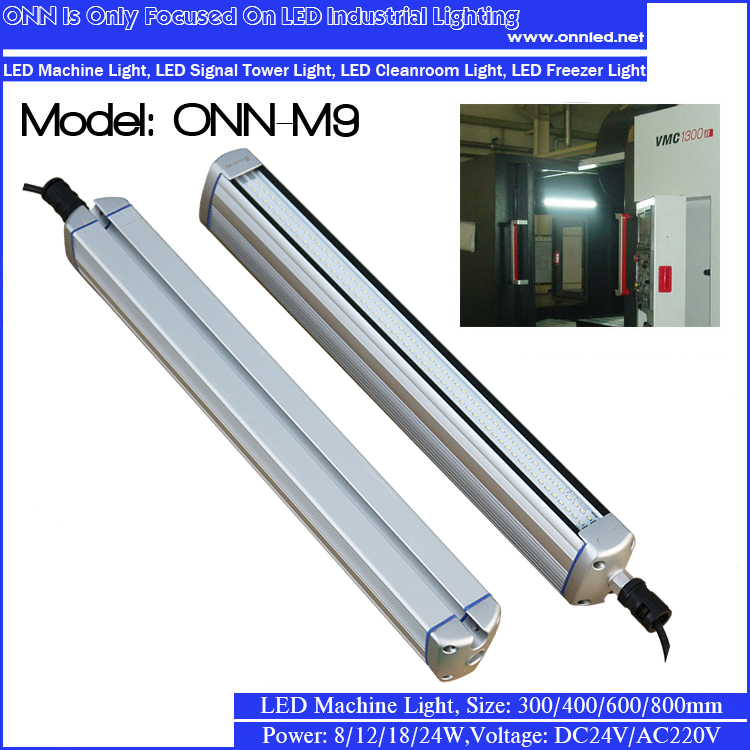 ONN-M9R IP67 led construction working lamp for CNC machines