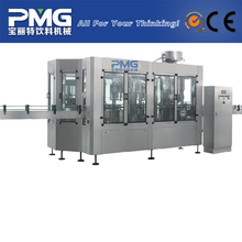 PMG 3-in-1 monobloc wine bottle washing filling capping machine